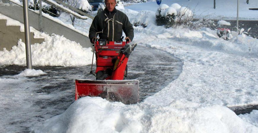 Snow Removal Traverse City Residential & Commercial